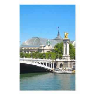 パリ、フランス 便箋
