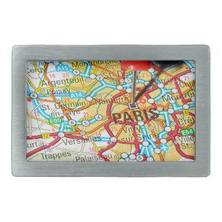 パリ、フランス 長方形ベルトバックル