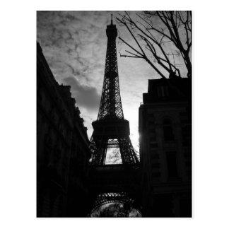 パリ ポストカード