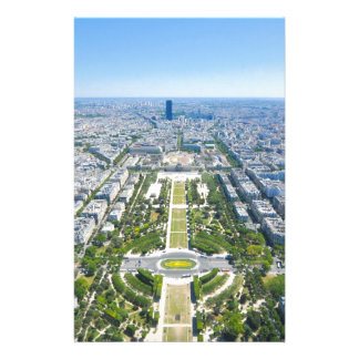 パリ 便箋