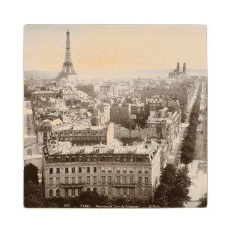 パリ: 空中写真1900年 ウッドコースター