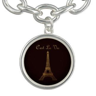 パリ: C'estのLaは*MULTIPLEのスタイルOPTIONS*を竸います ブレスレット