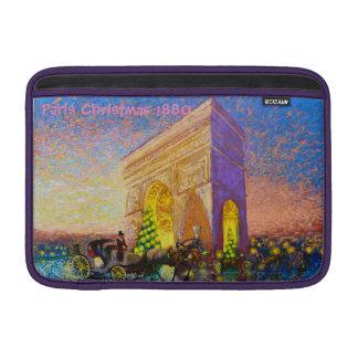 パリ- Ipadのための都市袖 MacBook スリーブ