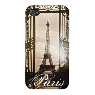 パリ iPhone 4 ケース