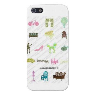 パリ iPhone 5 ケース