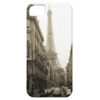パリ iPhone SE/5/5s ケース
