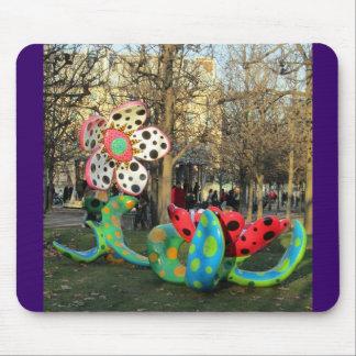 パリ- Jardin de Tuilleries マウスパッド