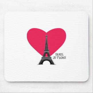 パリ、Je T'Aime マウスパッド