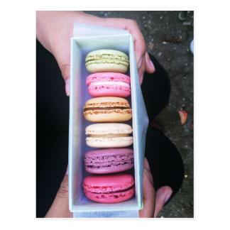 パリ: Pollyはクッキーがほしいと思いますか。 ポストカード