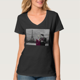 パリB&W Tシャツ