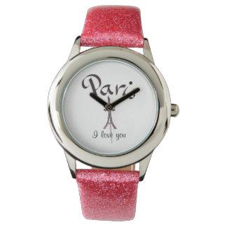 パリI愛 腕時計