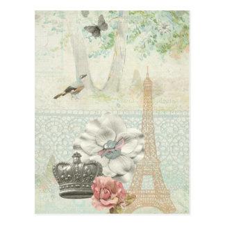 パリlaの印象主義 ポストカード