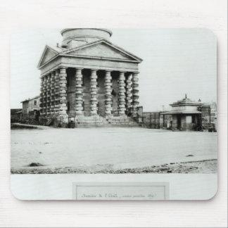 、パリl'Etoile Barriere de 1858-78年 マウスパッド