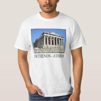 パルテノンのアテネのTシャツ Tシャツ