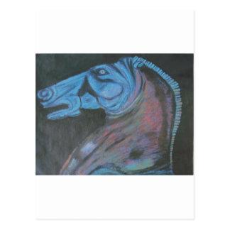 パルテノンの馬頭部 ポストカード