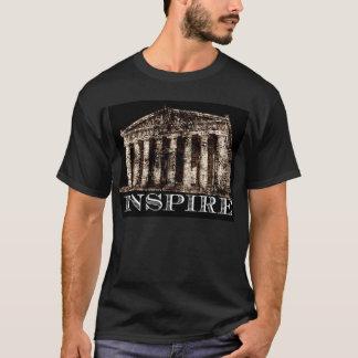 パルテノンのTシャツ Tシャツ