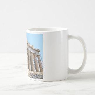 パルテノン、アクロポリスアテネ コーヒーマグカップ