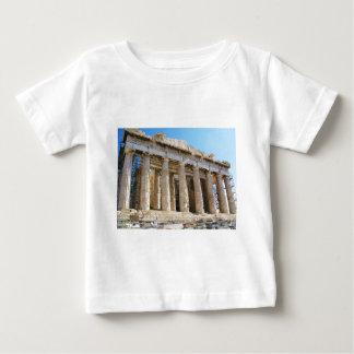 パルテノン、アクロポリスアテネ ベビーTシャツ