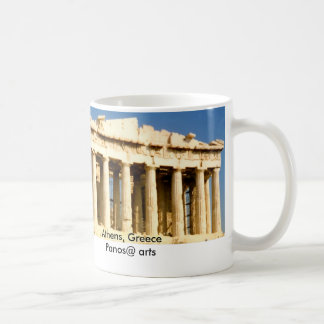 パルテノン、アテネ、ギリシャ コーヒーマグカップ
