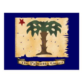 パルメットの監視旗 ポストカード