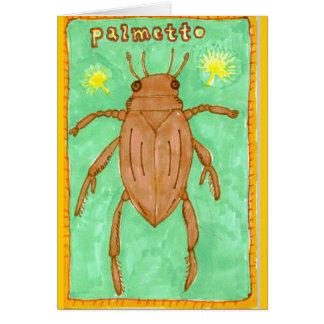 パルメットの虫 カード