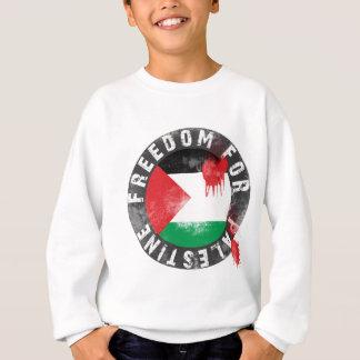 パレスチナのための自由 スウェットシャツ