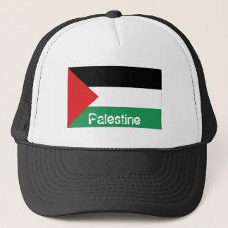 パレスチナのパレスチナの旗のトラック運転手の網の帽子 キャップ
