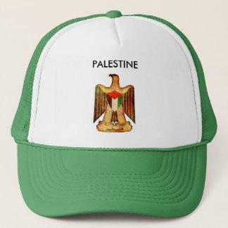 パレスチナのワシによってカスタマイズトラック運転手の帽子の人の帽子 キャップ