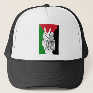 パレスチナの勝利の旗 キャップ