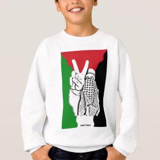 パレスチナの勝利の旗 スウェットシャツ