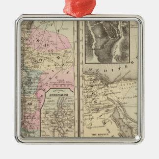 パレスチナの古代イスラエル人 メタルオーナメント