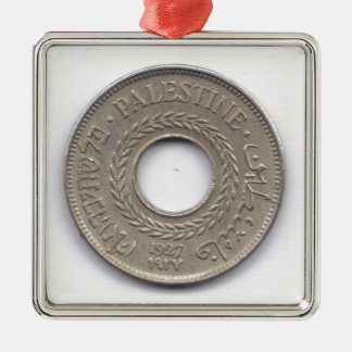 パレスチナの国家威信の硬貨コレクション メタルオーナメント
