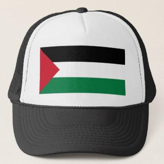 パレスチナの帽子の旗 キャップ
