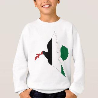 パレスチナの平和 スウェットシャツ