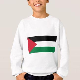 パレスチナの旗(علمفلسطين) スウェットシャツ