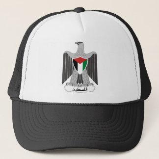 パレスチナの紋章付き外衣 キャップ