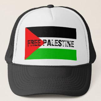 パレスチナの自由な帽子 キャップ