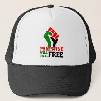 パレスチナはガザのために自由、祈りますです、 キャップ