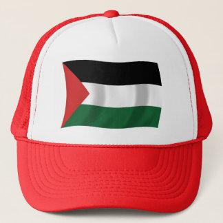パレスチナ自治政府の旗の帽子 キャップ