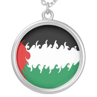パレスチナ|すごい|旗 オリジナルジュエリー