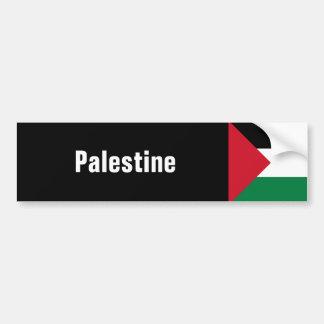 パレスチナ バンパーステッカー