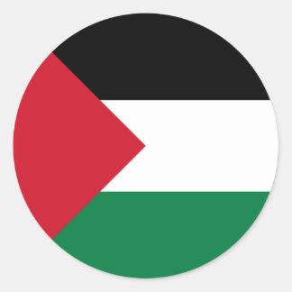 パレスチナ ラウンドシール
