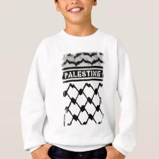 パレスチナKeffiyah スウェットシャツ