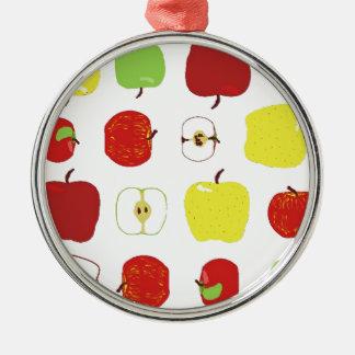 パレードのりんご メタルオーナメント