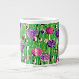 パレードの花 ジャンボコーヒーマグカップ