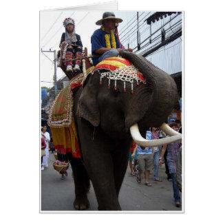 パレード象 カード