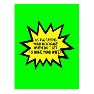 パロディのアンチオバマ ポストカード