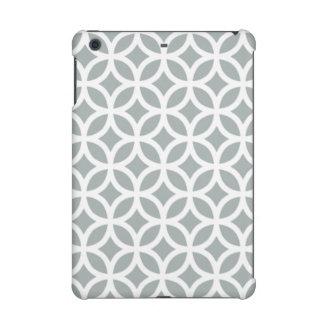 パロマの灰色の幾何学的なiPadの網膜の箱