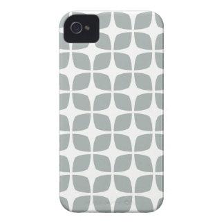パロマの灰色の幾何学的なiPhone 4Sの場合 Case-Mate iPhone 4 ケース