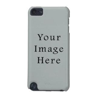 パロマの灰色色の灰色の傾向のブランクのテンプレート iPod TOUCH 5G ケース
